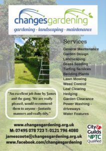 Changes Gardening Is Unique And Has Been Born Out Of Changes UK U2013 A  Community Interest Company That Supports Those Seeking Abstinent Recovery  From Drugs ...